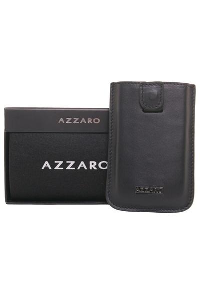 Etui cuir Azzaro pour BlackBerry              title=