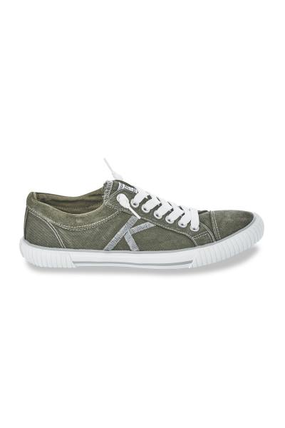 Baskets en toile Homme Kaporal Shoes ODESSA KAKI 11954