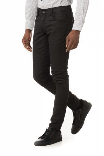 Pantalon noir Antony Morato              title=