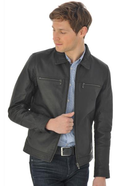 Blouson Homme Cityzen WASHINGTON BUFFALO BROWN