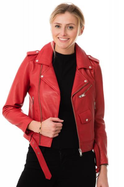 Blouson Femme Cityzen LEEDS RED