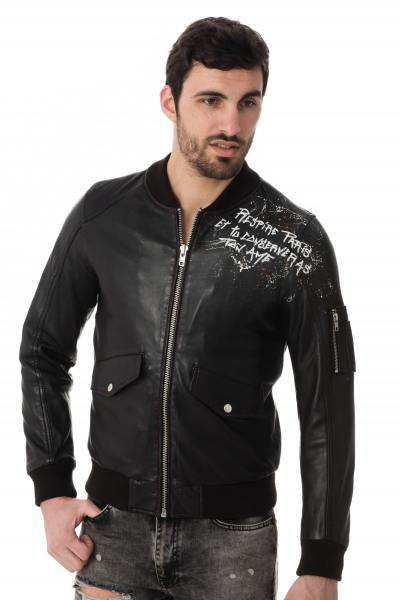 Blouson Homme Cityzen LONDON BLACK PARIS