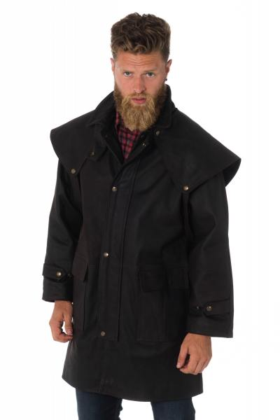Veste Homme Cuir-City AUSTRALIEN COURT COW