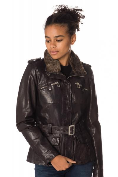 Blouson Femme Daytona BETTY SHEEP AOSTA R/BROWN