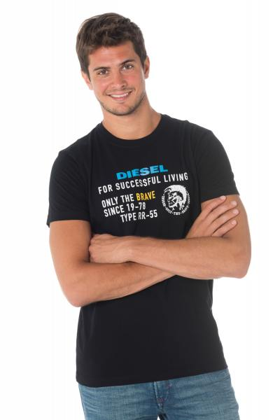 Tee Shirt Homme Diesel T-DIEGO XB 900