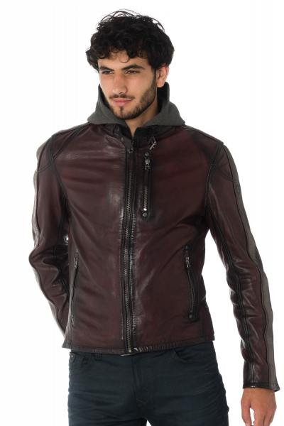 Blouson Homme Gipsy STEEP SF LASAN OX RED