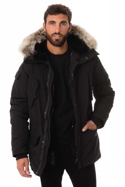 Veste Homme Helvetica EXPEDITION MEN PREMIUM NOIR