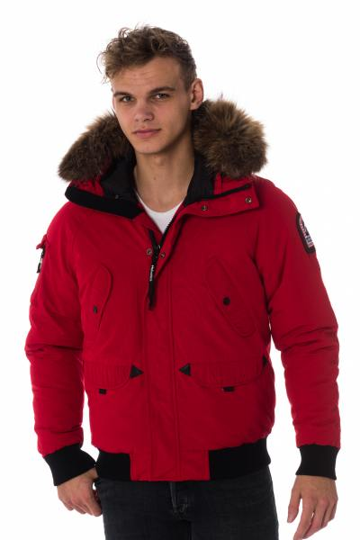 Blouson Homme Helvetica ANCHORAGE 1 RED