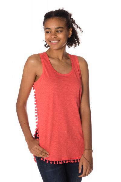 Tee Shirt Femme Kaporal LANA CAYENNE