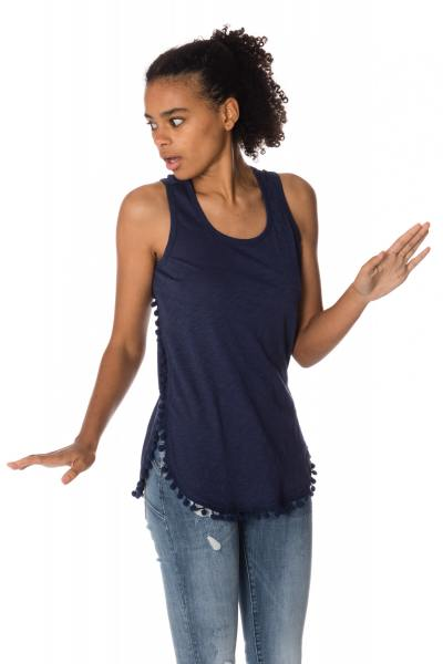 Tee Shirt Femme Kaporal LANA MARINE