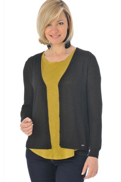 Pull/Sweatshirt Femme Kaporal NORTO BLACK P16