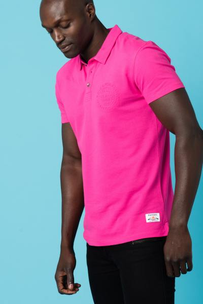 Polo Homme Kaporal PULKO BLOOM