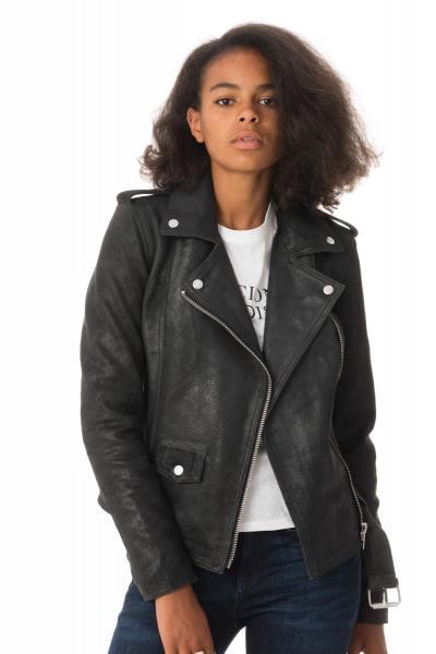 Blouson Femme LADC DIANE MYSTIK BLACK