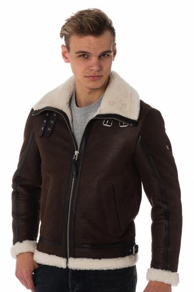 Blouson Homme LADC JAMES BROWN NATUREL