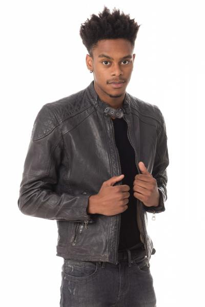 Blouson Homme Gipsy WESLEY LAWOV GRAPHITE