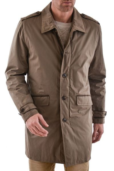 Herren Jacke MC GREGOR CANNING OAK 445               title=