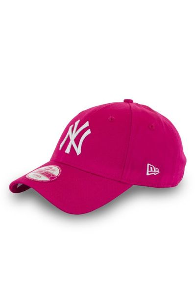 Casquette Rose Ny Yankees New Era               title=