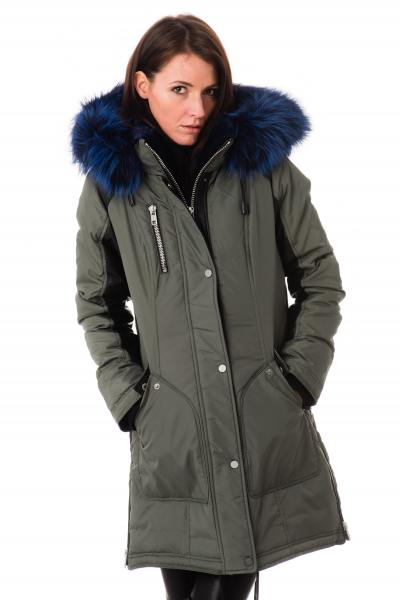 Damenjacke Chelsea Military Blue              title=