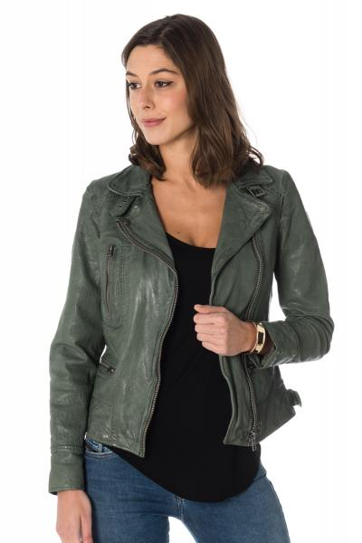 Blouson Femme Oakwood VIDEO KAKI CLAIR 570