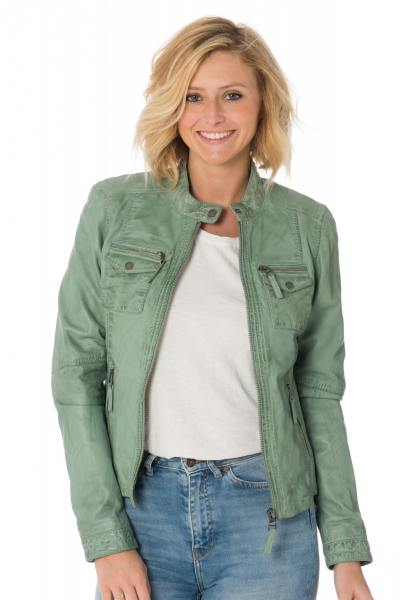 Blouson Femme Oakwood AFTER VERT PALE 584