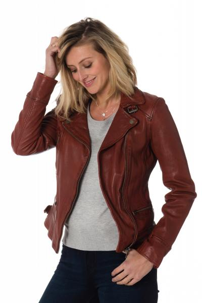 Blouson Femme Oakwood VIDEO RUST 552