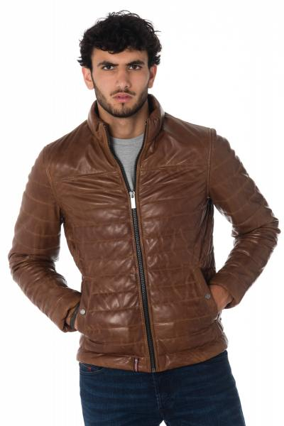 Herren Winterjacke Ookwood FOOTLOOSE COGNAC 507              title=