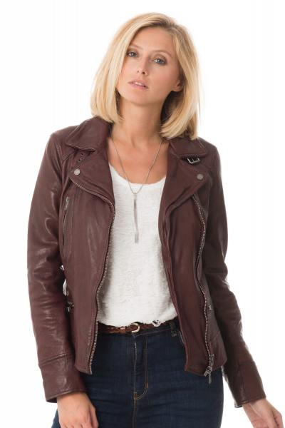 Blouson Femme Oakwood VIDEO BORDEAUX 540