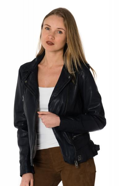 Blouson Femme Oakwood VIDEO BLEU MARINE 534