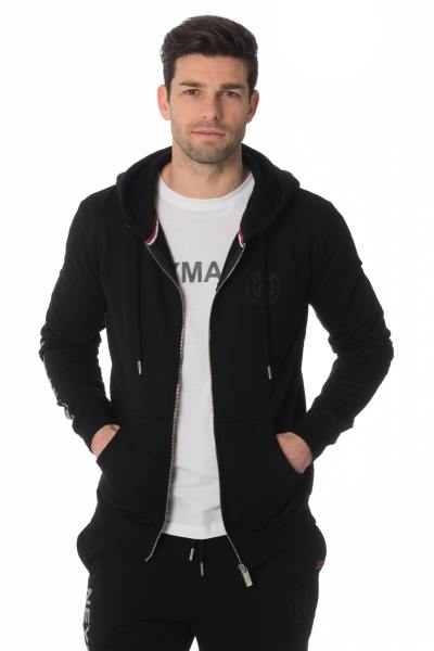Pull/Sweatshirt Homme Paris Saint Germain D WILLY NOIR NEYMAR