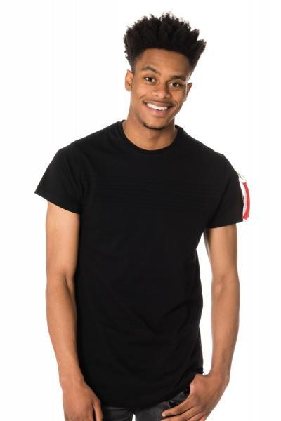 Tee-shirt PSG noir Julian Draxler              title=