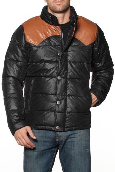 blouson homme textile pepe jeans noir              title=