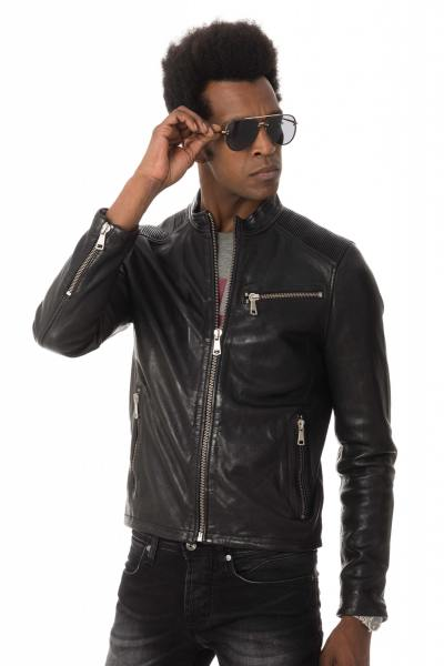 Blouson Homme Redskins CROSS BENTLEY BLACK