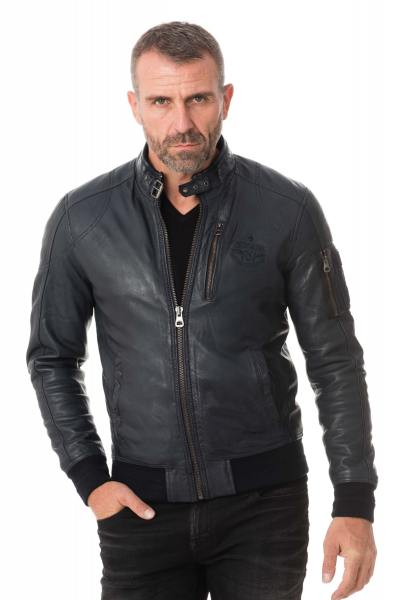 Blouson Homme Redskins COLLINS NAVY BLUE