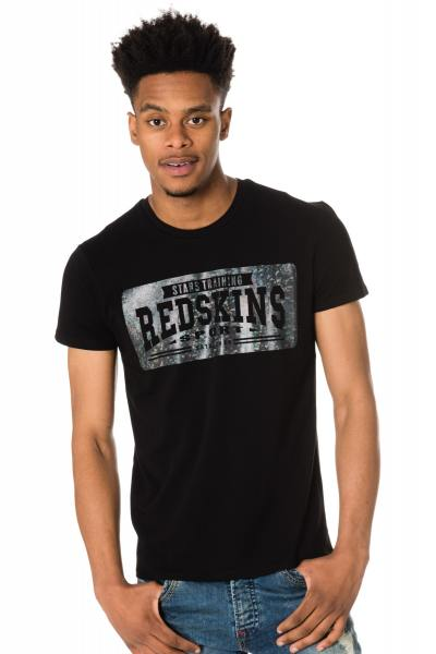 Tee Shirt Homme Redskins ALPACINO CALDER BLACK H17
