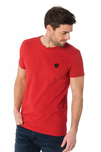 Tee Shirt Homme Redskins CHERRY RED