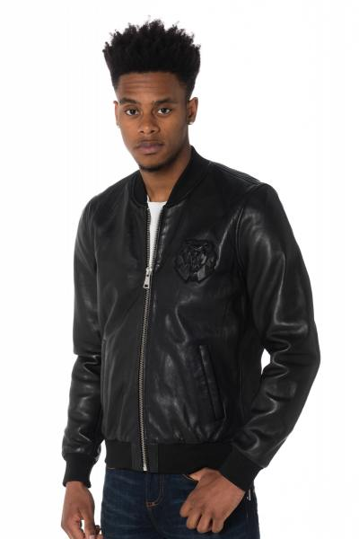 Bomber homme Redskins avce écusson tigre              title=