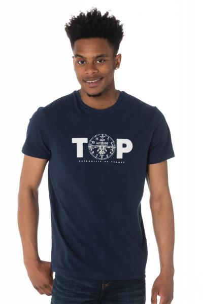 Tee-shirt Patrouille de France bleu marine              title=