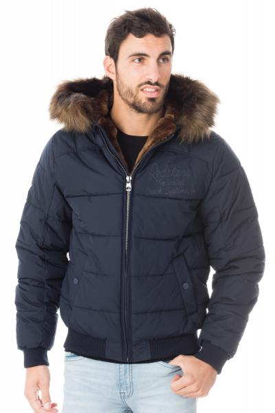 Blouson Homme Redskins WALLAS 4 OSLO DARK NAVY