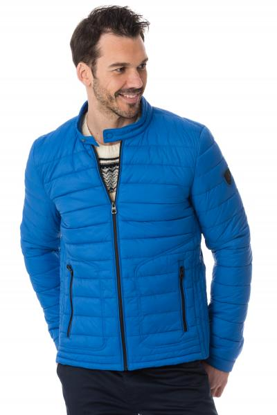 Blouson Homme Redskins MOTORS HELIUM FRENCH BLUE