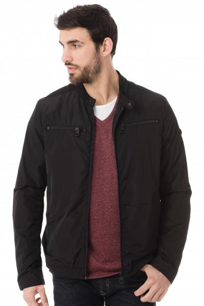 Blouson Homme Redskins ANDERS WALLSTREET BLACK