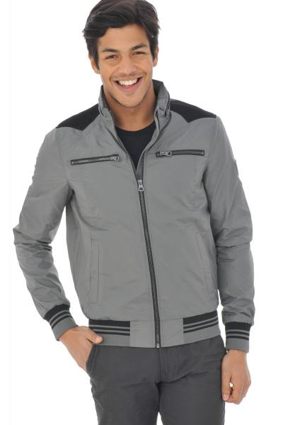 Blouson Homme Redskins OWEN MARLON DARK GREY P16