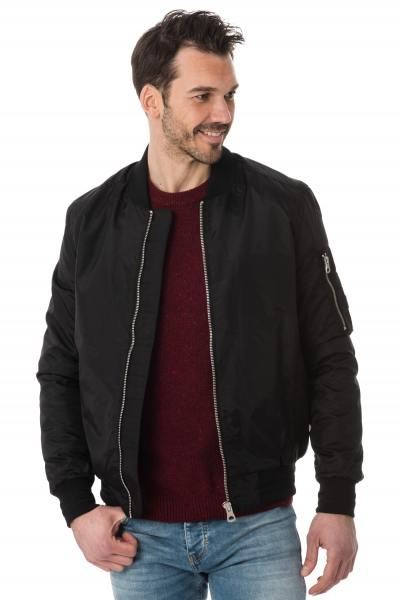 Blouson Homme Redskins BUZZ LONDON BLACK P17