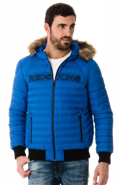 Blouson Homme Redskins DRICK HELIUM NAUTICAL BLUE H16