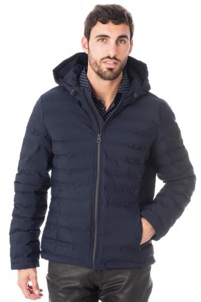 marineblaue Redskins Steppjacke aus Nylon              title=