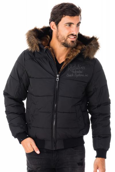 Blouson Homme Redskins WALLAS 4 OSLO BLACK H16