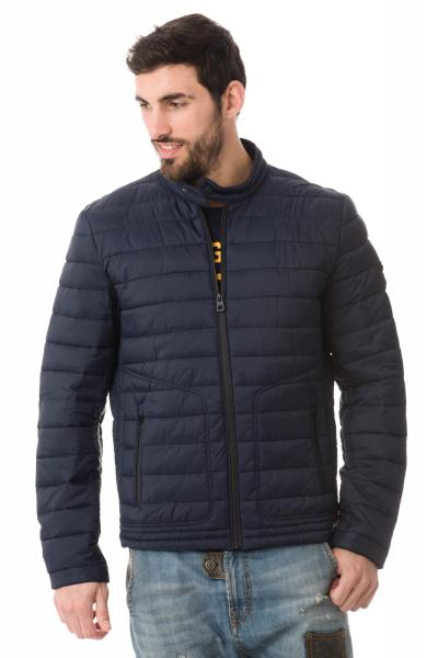 Blouson Homme Redskins MOTORS HELIUM DARK NAVY