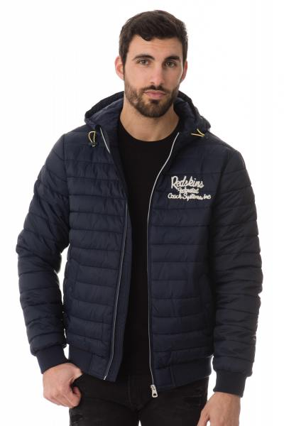 Blouson Homme Redskins WALLAS 6 HELLIUM NAVY BLUE P17