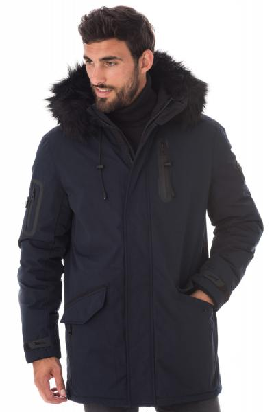 Blouson Homme Redskins DUSTER HOMELAND DARK NAVY