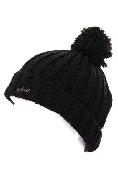 Bonnet Homme Schott HATBOSTON BLACK