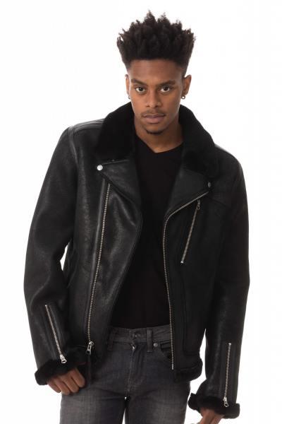 Blouson Homme Schott LCBFLY BLACK/BLACK